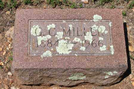 """MILLER, GROVER CLEVELAND """"G. C."""" - Lawrence County, Arkansas   GROVER CLEVELAND """"G. C."""" MILLER - Arkansas Gravestone Photos"""