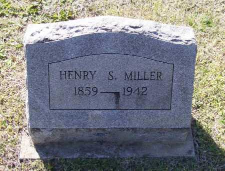 MILLER, HENRY SCOTT - Lawrence County, Arkansas | HENRY SCOTT MILLER - Arkansas Gravestone Photos
