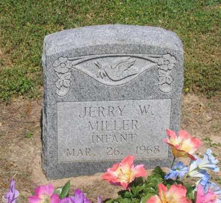 MILLER, JERRY W. - Lawrence County, Arkansas | JERRY W. MILLER - Arkansas Gravestone Photos