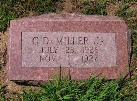 MILLER, JR., CHARLES DOUGLAS - Lawrence County, Arkansas | CHARLES DOUGLAS MILLER, JR. - Arkansas Gravestone Photos