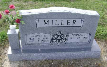 MILLER, LLOYD WILSON - Lawrence County, Arkansas | LLOYD WILSON MILLER - Arkansas Gravestone Photos