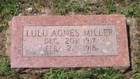 MILLER, LULA AGNES - Lawrence County, Arkansas | LULA AGNES MILLER - Arkansas Gravestone Photos