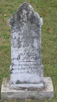 MILLER, LAURA VIRGINIA - Lawrence County, Arkansas   LAURA VIRGINIA MILLER - Arkansas Gravestone Photos