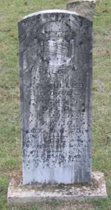 """MILLER, MARY L. """"MOLLIE"""" - Lawrence County, Arkansas 