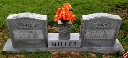"""MILLER, ORTHUR BUEL """"OSSIE"""" - Lawrence County, Arkansas 