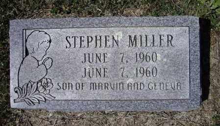 MILLER, STEPHEN - Lawrence County, Arkansas | STEPHEN MILLER - Arkansas Gravestone Photos
