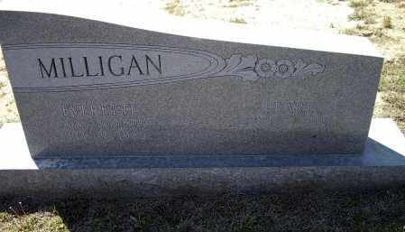 MILLIGAN, PEARL - Lawrence County, Arkansas   PEARL MILLIGAN - Arkansas Gravestone Photos