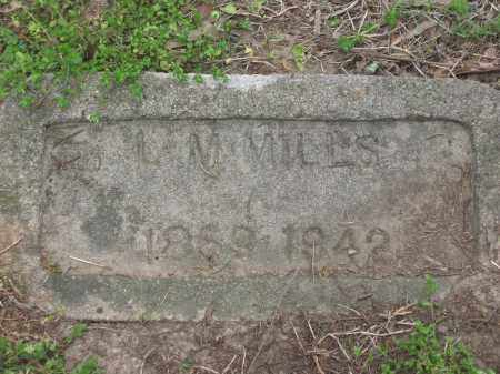 MILLS, L. M. - Lawrence County, Arkansas | L. M. MILLS - Arkansas Gravestone Photos