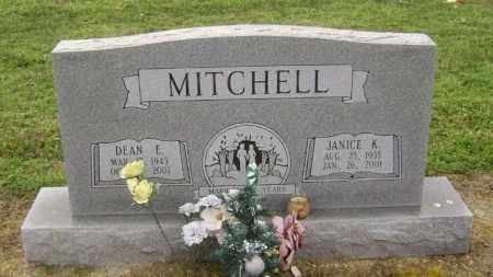MITCHELL, DEAN E. - Lawrence County, Arkansas | DEAN E. MITCHELL - Arkansas Gravestone Photos