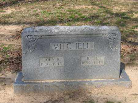 "MITCHELL, REBECCA ISABELLE ""BELLE"" - Lawrence County, Arkansas 