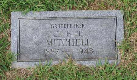 MITCHELL, J. H. T. - Lawrence County, Arkansas | J. H. T. MITCHELL - Arkansas Gravestone Photos