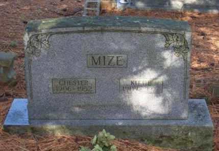 JEFFREY MIZE, KITTIE - Lawrence County, Arkansas | KITTIE JEFFREY MIZE - Arkansas Gravestone Photos