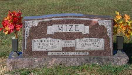 BILBREY MIZE, MAUD ELIZABETH - Lawrence County, Arkansas | MAUD ELIZABETH BILBREY MIZE - Arkansas Gravestone Photos