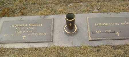MOBLEY, THOMAS ARTIS - Lawrence County, Arkansas | THOMAS ARTIS MOBLEY - Arkansas Gravestone Photos