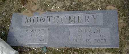 COLARD MONTGOMERY, NORA M. - Lawrence County, Arkansas | NORA M. COLARD MONTGOMERY - Arkansas Gravestone Photos