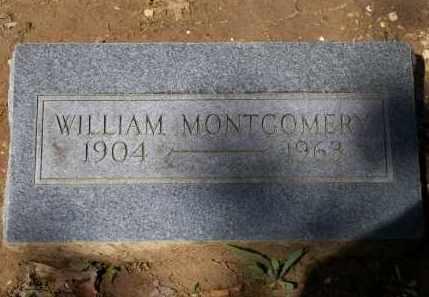 MONTGOMERY, WILLIAM - Lawrence County, Arkansas | WILLIAM MONTGOMERY - Arkansas Gravestone Photos