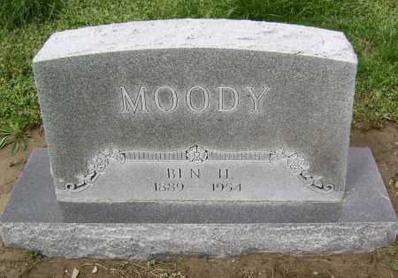 "MOODY, BENJAMIN H. ""BEN"" - Lawrence County, Arkansas | BENJAMIN H. ""BEN"" MOODY - Arkansas Gravestone Photos"