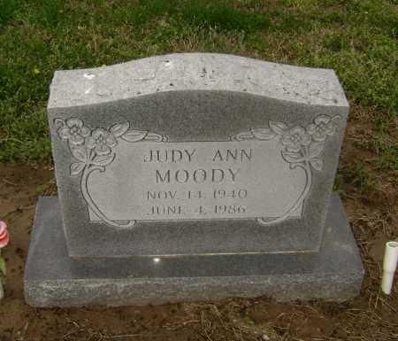 MOODY, JUDY ANN - Lawrence County, Arkansas   JUDY ANN MOODY - Arkansas Gravestone Photos