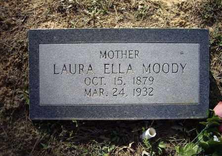 MOODY, LAURA ELLA - Lawrence County, Arkansas | LAURA ELLA MOODY - Arkansas Gravestone Photos