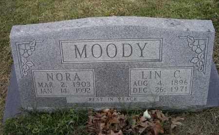 MOODY, LIN C. - Lawrence County, Arkansas | LIN C. MOODY - Arkansas Gravestone Photos