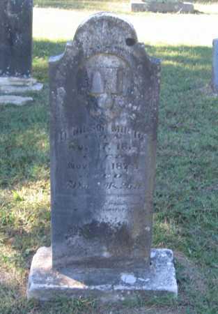 "MOORE (VETERAN CSA), DRURY WILSON ""D. WILSON"" - Lawrence County, Arkansas | DRURY WILSON ""D. WILSON"" MOORE (VETERAN CSA) - Arkansas Gravestone Photos"