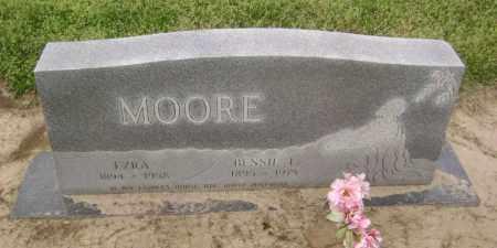 MOORE, EZRA - Lawrence County, Arkansas   EZRA MOORE - Arkansas Gravestone Photos
