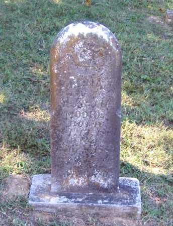 MOORE, EDNA - Lawrence County, Arkansas | EDNA MOORE - Arkansas Gravestone Photos