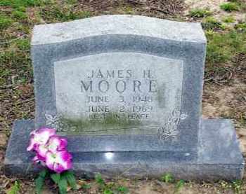 MOORE, JAMES H. - Lawrence County, Arkansas   JAMES H. MOORE - Arkansas Gravestone Photos
