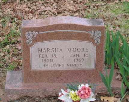 MOORE, MARSHA - Lawrence County, Arkansas | MARSHA MOORE - Arkansas Gravestone Photos