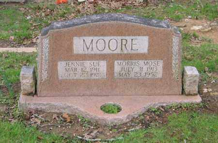 MOORE, MORRIS MOSE - Lawrence County, Arkansas | MORRIS MOSE MOORE - Arkansas Gravestone Photos