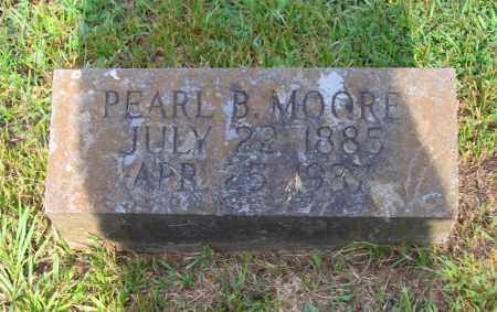 BLACKWELL MOORE, PEARL GRACE - Lawrence County, Arkansas | PEARL GRACE BLACKWELL MOORE - Arkansas Gravestone Photos