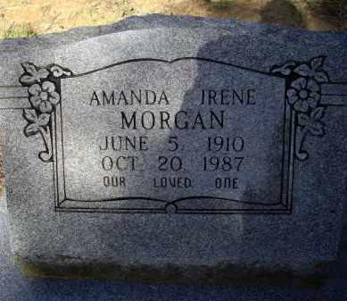 MORGAN, AMANDA IRENE - Lawrence County, Arkansas | AMANDA IRENE MORGAN - Arkansas Gravestone Photos