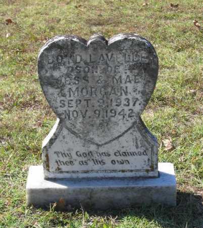 MORGAN, BOYD LAVELLE - Lawrence County, Arkansas   BOYD LAVELLE MORGAN - Arkansas Gravestone Photos