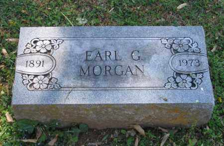 MORGAN, EARL G. - Lawrence County, Arkansas | EARL G. MORGAN - Arkansas Gravestone Photos