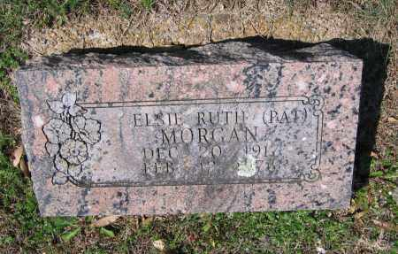 "MORGAN, ELSIE RUTH ""PAT"" - Lawrence County, Arkansas 