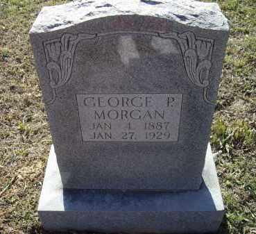 MORGAN, SR., GEORGE PARKER - Lawrence County, Arkansas | GEORGE PARKER MORGAN, SR. - Arkansas Gravestone Photos