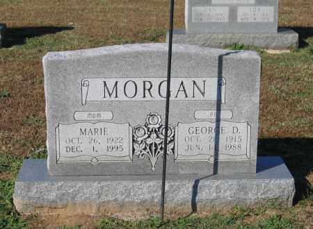 LYNCH MORGAN, MARIE REBECCA - Lawrence County, Arkansas | MARIE REBECCA LYNCH MORGAN - Arkansas Gravestone Photos