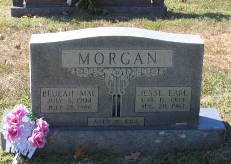 KING MORGAN, BEULAH MAE - Lawrence County, Arkansas | BEULAH MAE KING MORGAN - Arkansas Gravestone Photos