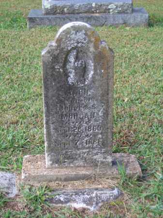 MORGAN, JAHU - Lawrence County, Arkansas | JAHU MORGAN - Arkansas Gravestone Photos
