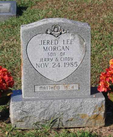 MORGAN, JERED LEE - Lawrence County, Arkansas | JERED LEE MORGAN - Arkansas Gravestone Photos