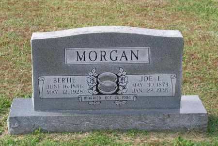 "MORGAN, ALBERTA A. ""BERTIE"" - Lawrence County, Arkansas 