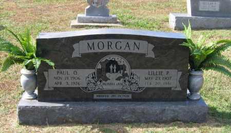 MORGAN, PAUL O. - Lawrence County, Arkansas   PAUL O. MORGAN - Arkansas Gravestone Photos