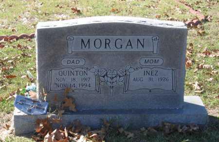 MORGAN, QUINTON - Lawrence County, Arkansas   QUINTON MORGAN - Arkansas Gravestone Photos
