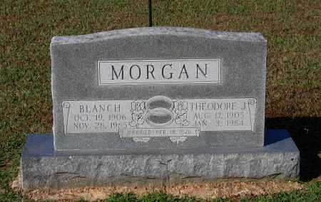 MORGAN, RUBY BLANCHE - Lawrence County, Arkansas | RUBY BLANCHE MORGAN - Arkansas Gravestone Photos