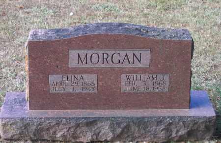 MORGAN, ELINA RILLA - Lawrence County, Arkansas | ELINA RILLA MORGAN - Arkansas Gravestone Photos