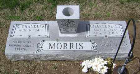 BENTON MORRIS, CHARLENE LOUISE - Lawrence County, Arkansas | CHARLENE LOUISE BENTON MORRIS - Arkansas Gravestone Photos