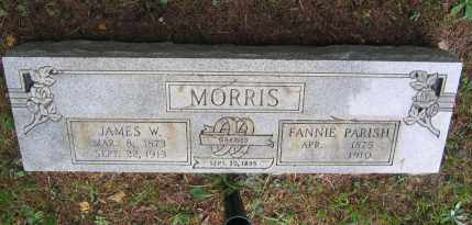 MORRIS, FANNIE - Lawrence County, Arkansas | FANNIE MORRIS - Arkansas Gravestone Photos