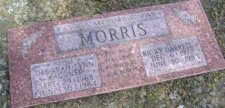 MORRIS, JR, RICKY DARRELL - Lawrence County, Arkansas | RICKY DARRELL MORRIS, JR - Arkansas Gravestone Photos