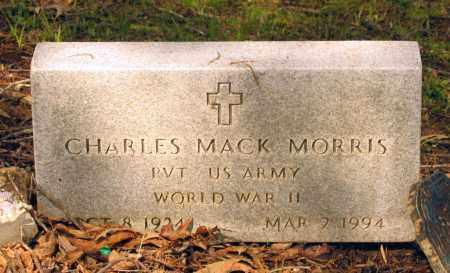 "MORRIS (VETERAN WWII), CHARLES MCCRAY ""MACK"" - Lawrence County, Arkansas | CHARLES MCCRAY ""MACK"" MORRIS (VETERAN WWII) - Arkansas Gravestone Photos"