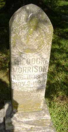 MORRISON, THEODORE - Lawrence County, Arkansas   THEODORE MORRISON - Arkansas Gravestone Photos
